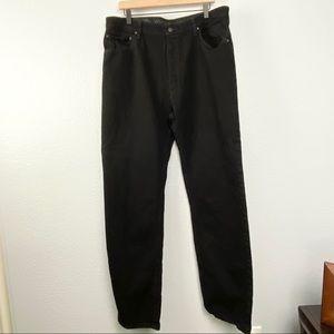 Wrangler Mens Regular Fit Comfort Flex Waist Jean
